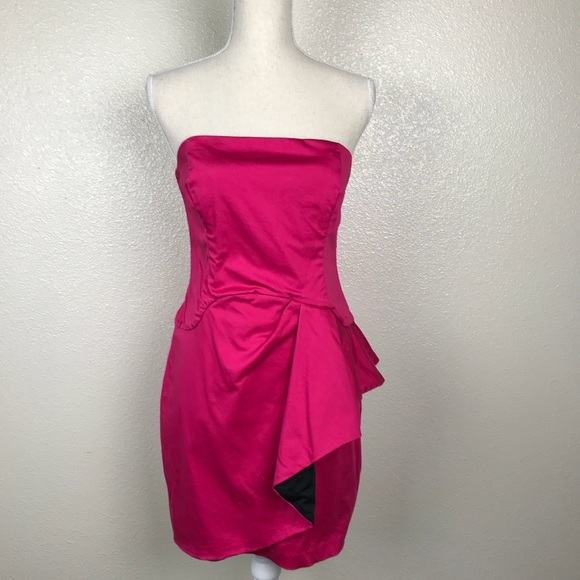 Origami Cocktail Dress
